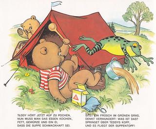 Teddys Abenteuer / Seite 88
