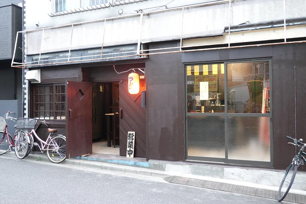 鶏無双ラーメン(富士見台)