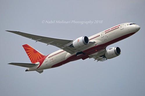 Air India VT-ANB Boeing 787-8 Dreamliner cn/36279-26 @ EGLL / LHR 26-05-2018