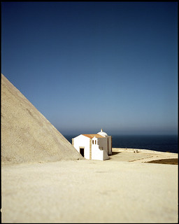 Little chapel in Sagres, Portugal