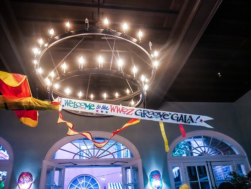 Welcome to the Groove Gala - Sep. 5, 2019. Photo by Katherine Johnson.