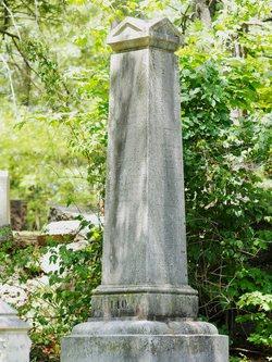 Dr. William Dickinson grave monument