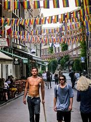 My last photo taken in Amsterdam