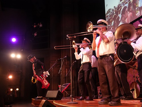 Storyville Stompers at the Groove Gala - Sep. 5, 2019. Photo by Katherine Johnson.