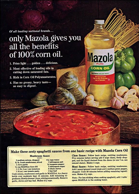 Mazola 1964