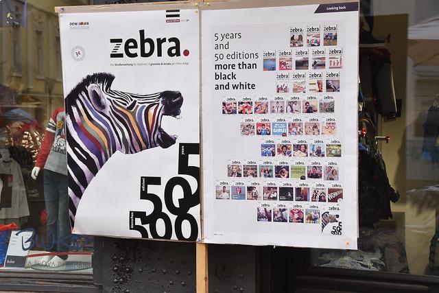 5 Jahre zebra. Event 2019