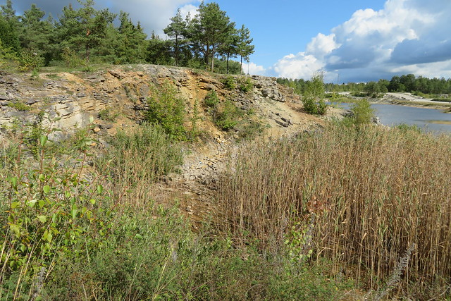 Vasalemma rallikrossikarjäär / Vasalemma rallycross quarry in Estonia