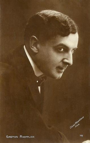 Gaston Rieffler