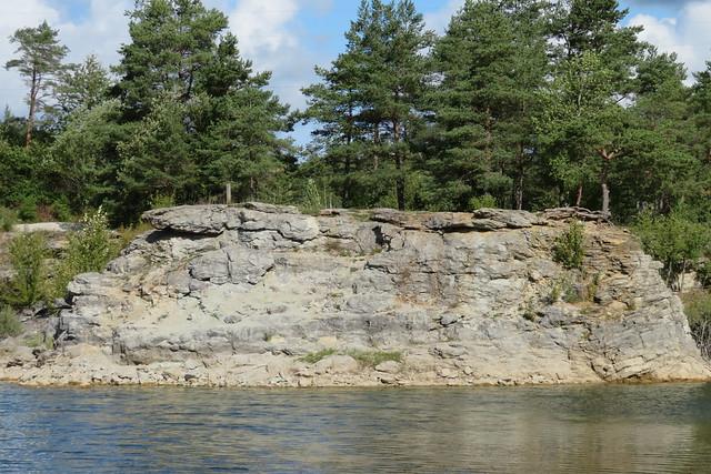 Vasalemma rallikrossikarjäär / Vasalemma rallycross quarry in Estonia