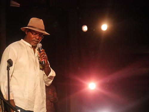 Norman Robinson at the Groove Gala - Sep. 5, 2019. Photo by Katherine Johnson.