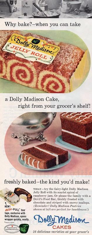 Dolly Madison 1959
