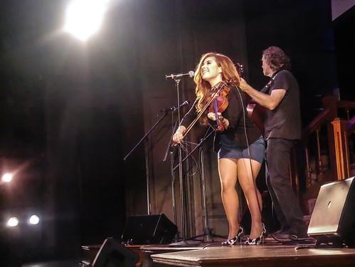Amanda Shaw at the Groove Gala - Sep. 5, 2019. Photo by Katherine Johnson.