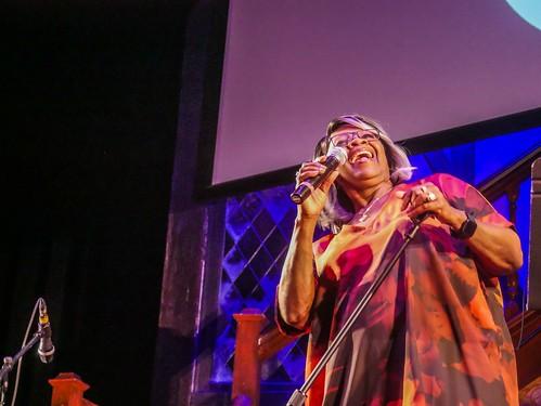 Irma Thomas at the Groove Gala - Sep. 5, 2019. Photo by Katherine Johnson.