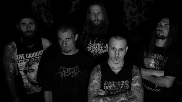 美國死亡金屬樂團 Visceral Disgorge 釋出新曲歌詞影音 Fucked Into Oblivion 1