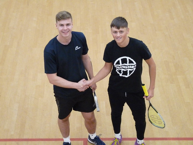 Northumbria Squash Summer League 2019 Play-offs Day 1