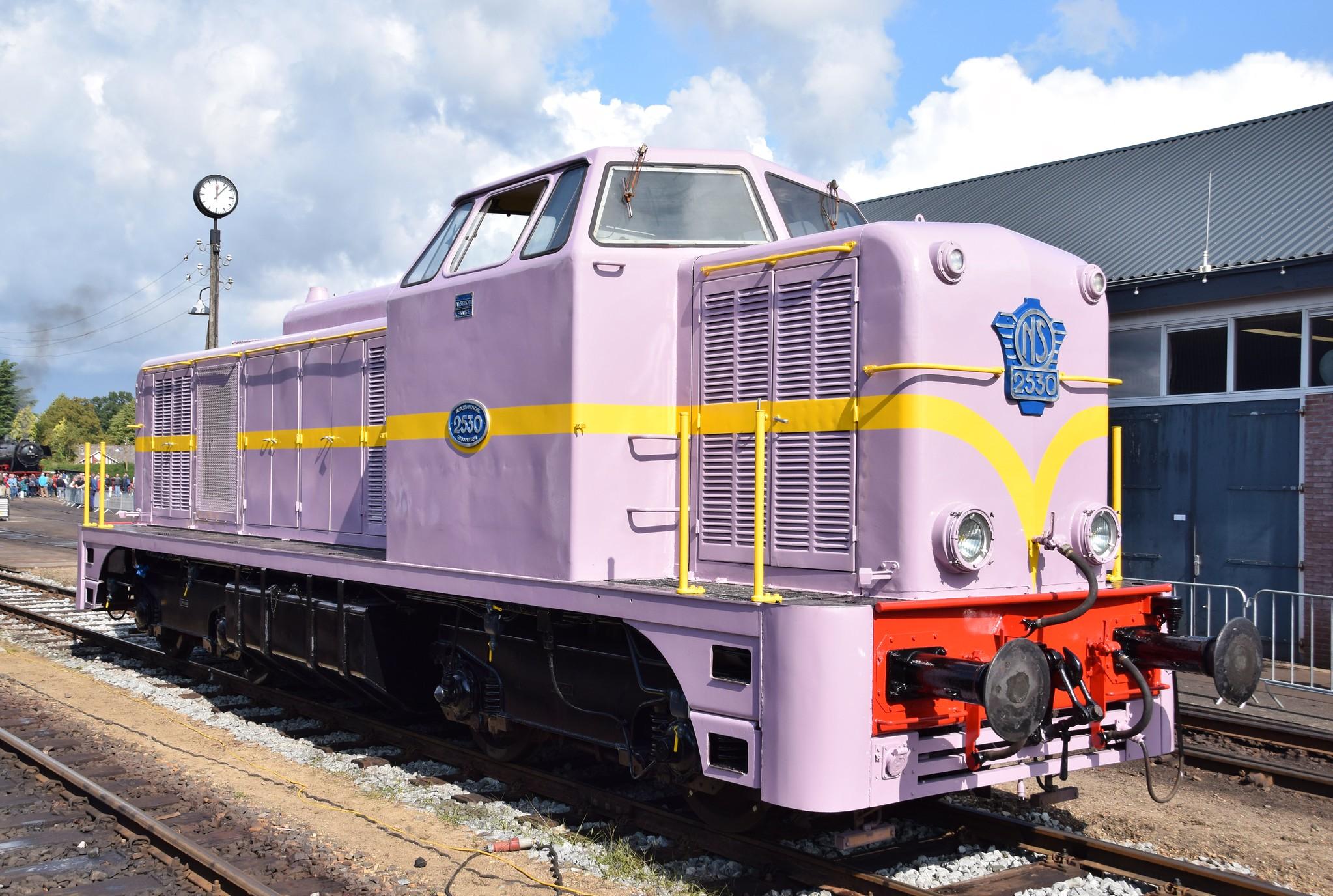 NS 2530 VSM Beekbergen