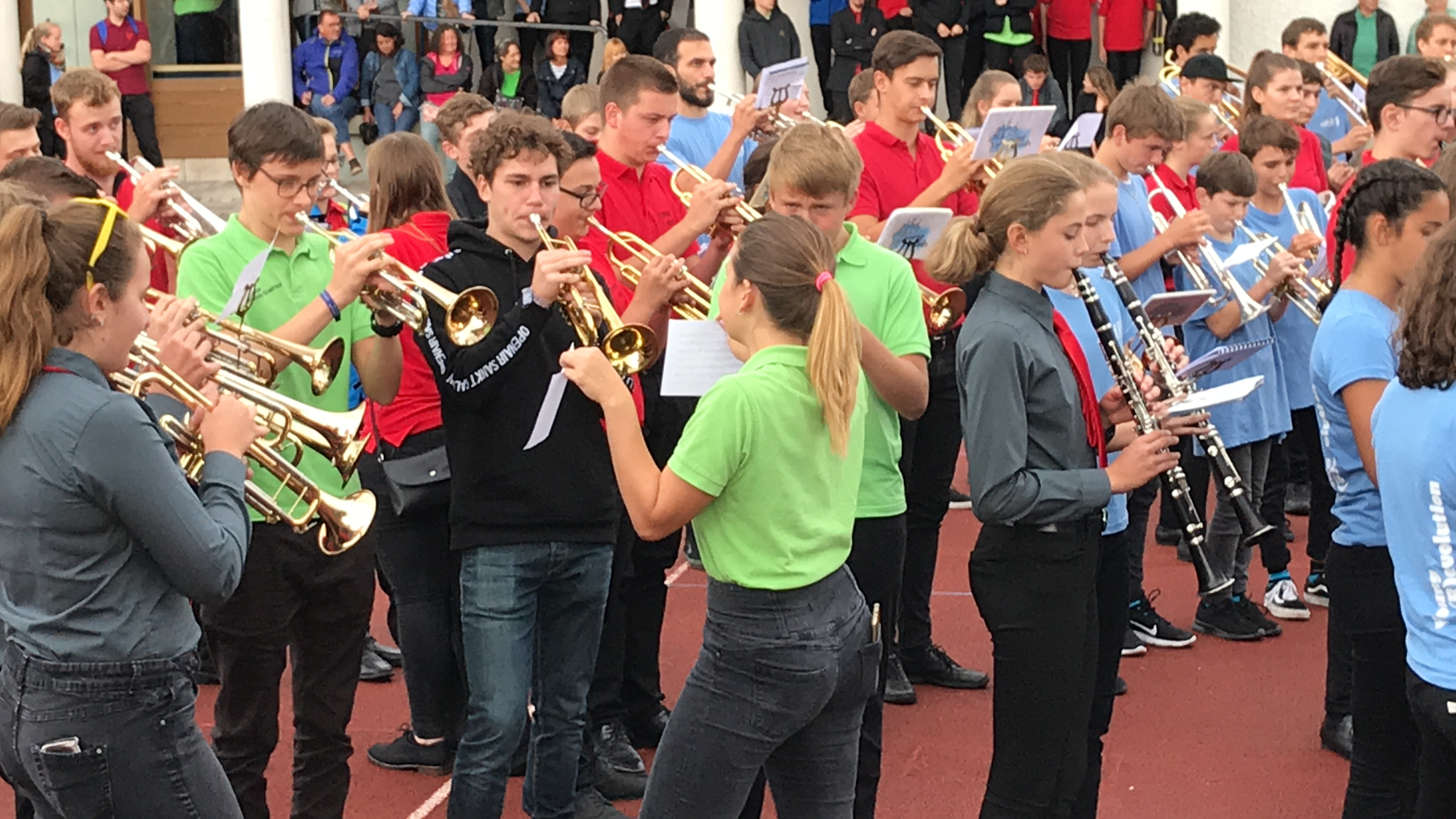 Jugendmusik Wettbewerb 2019