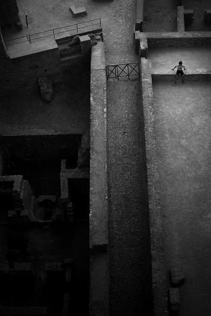 Lost in the Alcazaba