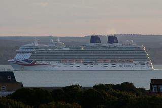 Britannia, The Solent, September 7th 2019