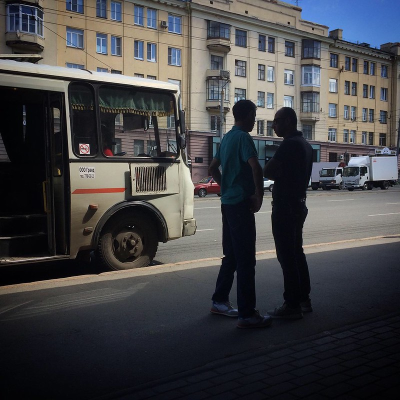 Челябинск летом