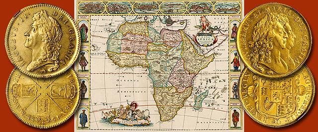 Birth of the Gold Guinea