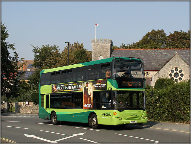 Southern Vectis 1151, East Cowes