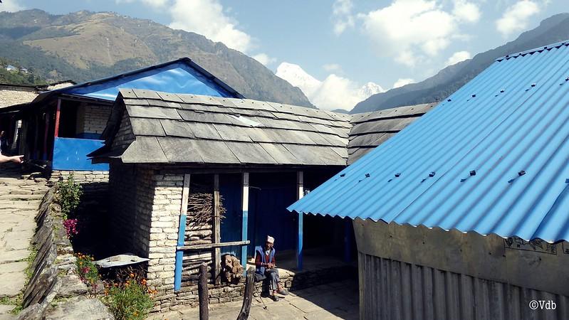 Nepal ABC Trek Tikedunga