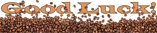 Good Luck Coffee Beans
