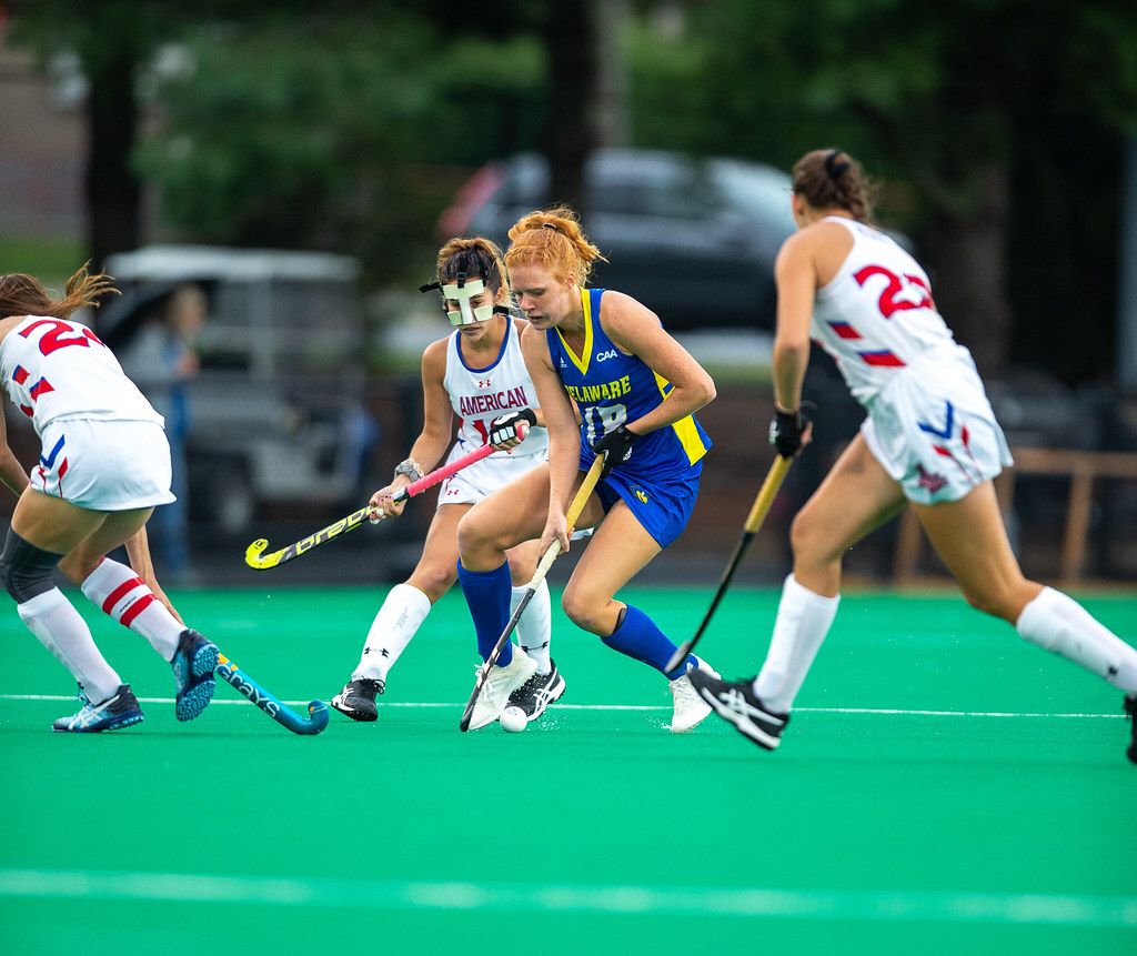 Field hockey's Femke Strien kicks off her best season to date