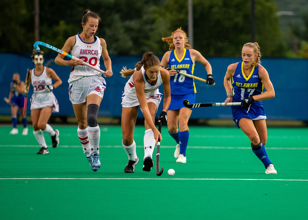 UD field hockey beats California in second-half trouncing