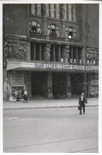 Berlin, Germany, Neue Scala Theater