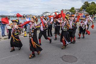 Swanage Folk Festival Parade 07-09-2019 061