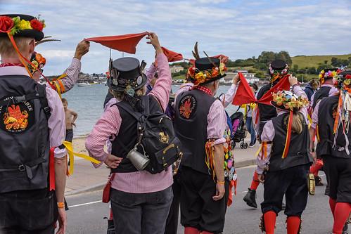 Swanage Folk Festival Parade 07-09-2019 244
