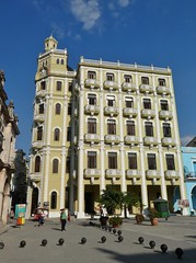 Havana Cuba - Plaza Vieja