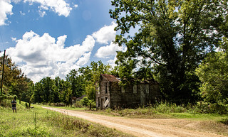 Abandoned Town Of Rodney. Mississippi
