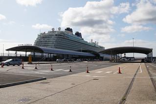 Britannia, Ocean Terminal, Southampton, September 7th 2019