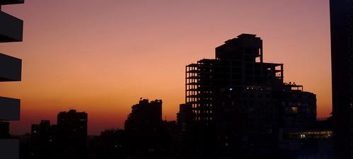 egipto egypt cairo sunset sheraton