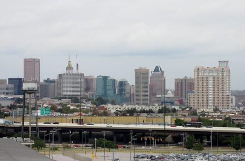 Baltimore Skyline