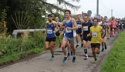 Hrabovský půlmaraton ovládli Ocásek a Pastorová