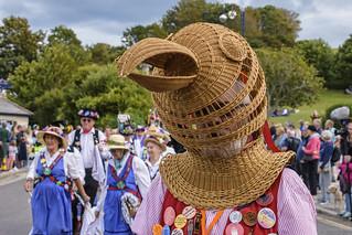 Swanage Folk Festival Parade 07-09-2019 067