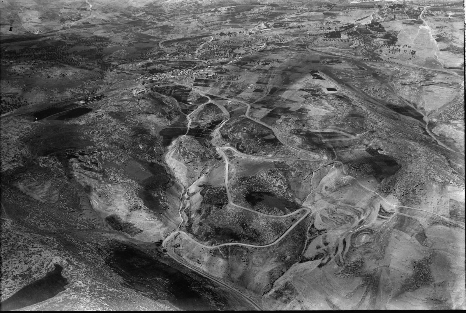 03. Воздушный маршрут по старой дороге Иерусалим-Иерихон. Дорога от Апостольского фонтана в Вифании