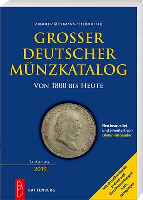 grosser-deutscher-muenzkatalog book cover