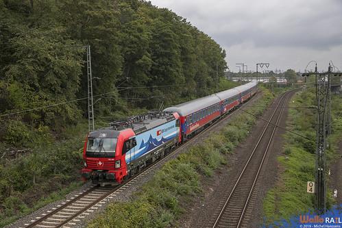 193 463 . SBB Cargo . Köln West . 07.09.19.