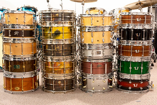 Boutique Snare Drums | by sfmill13
