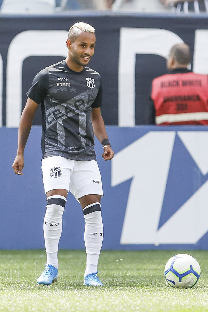 Mateus Goncalves Corinthians X Ceara Brasileirao 2019 Aren Flickr