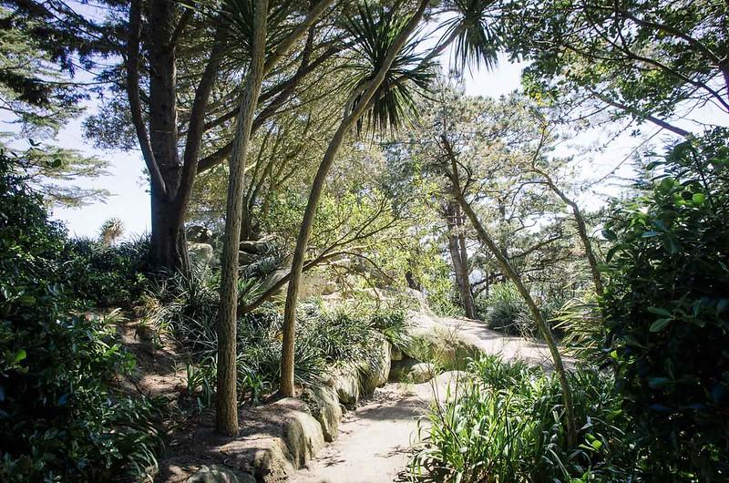 Une journée sur l'île de Batz - Le jardin Georges Delaselle