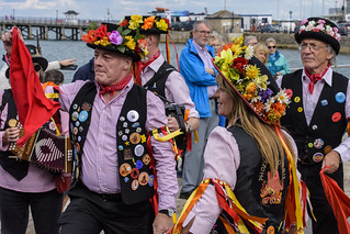 Swanage Folk Festival Parade 07-09-2019 062