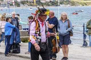 Swanage Folk Festival Parade 07-09-2019 009