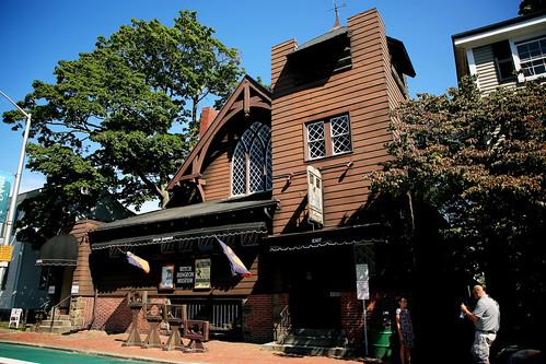 Una giornata a Salem