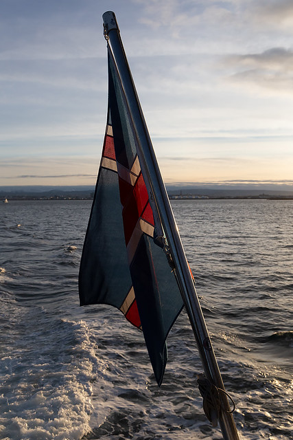The Elding Flag Pole Reykjavik Iceland